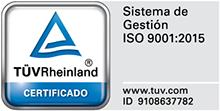certificado tuvrheinland